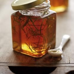 Apple and rosemary jelly