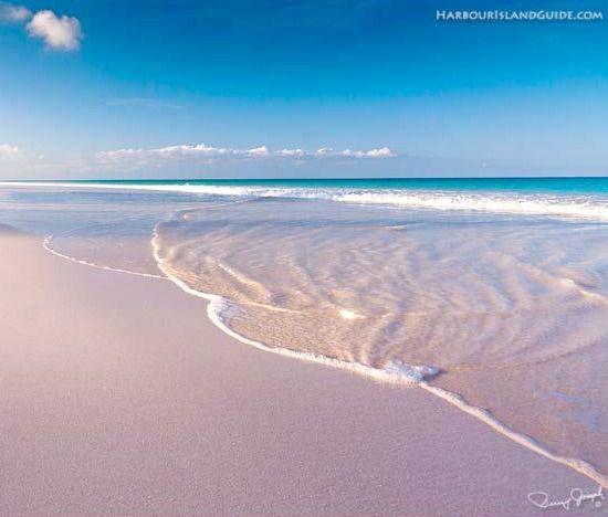 Pink Sand Beach – Beach Bliss Living: http://beachblissliving.com/pink-sand-beach/