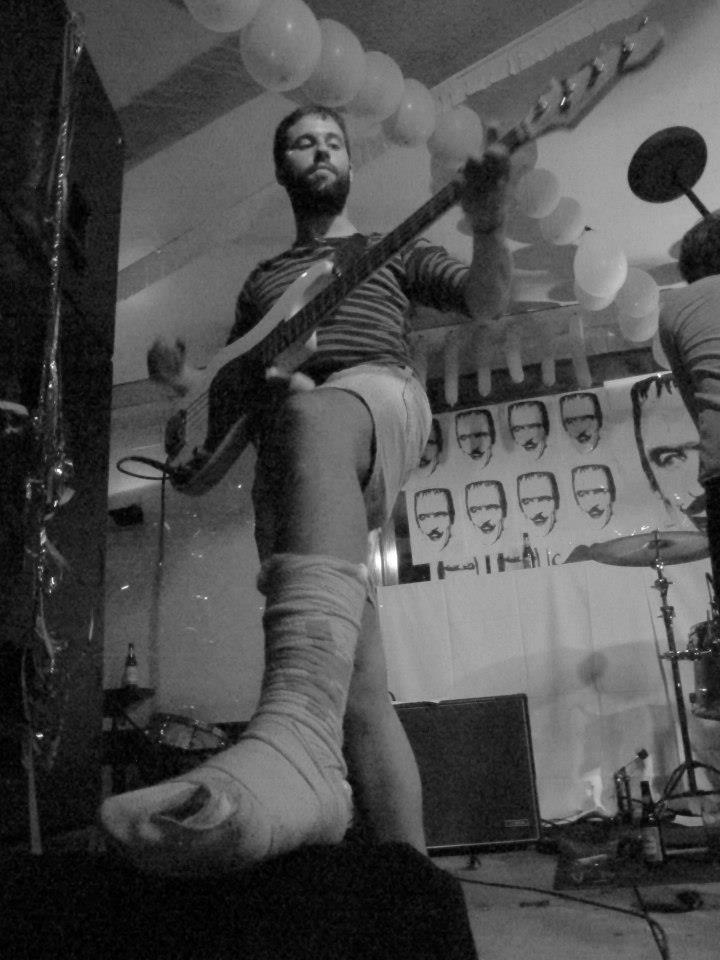 The mummy bass man