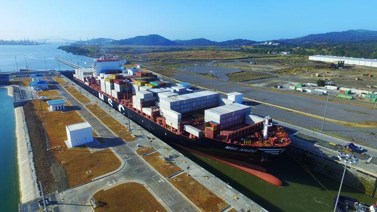 #panama Canal de Panamá espera que tránsito de buques con GNL ... - El Nuevo Diario #orbispanama