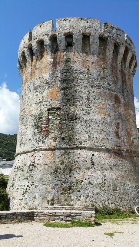 La Tour à  Miomo en Corse