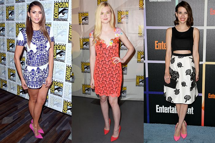 8 Ultra-Chic Celebs Who Totally Brought It at Comic-Con