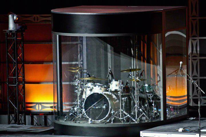 Phoenix Lx Drum Enclosure From Whiteley Solutions Drum