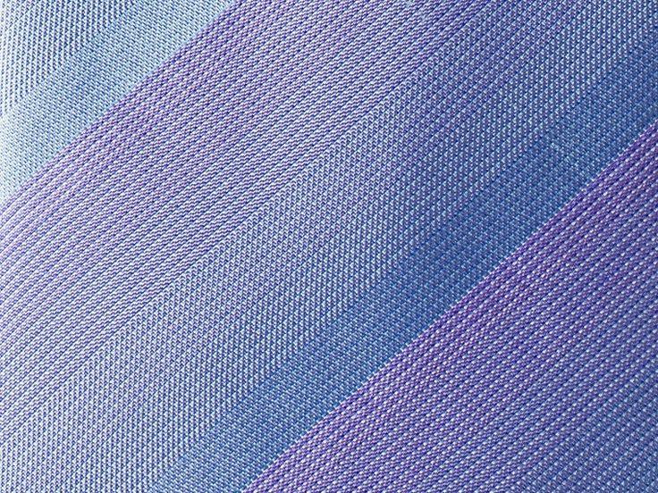 Lavender Chromatic Striped Tie 2