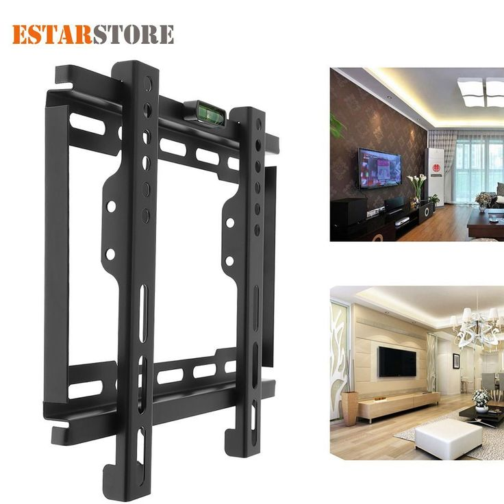 >> Click to Buy << Universal TV Wall Mount Bracket LCD LED Frame Holder with Level Standard for Most 12 to 37 Inch HDTV Flat Panel Plasma TV Stand #Affiliate