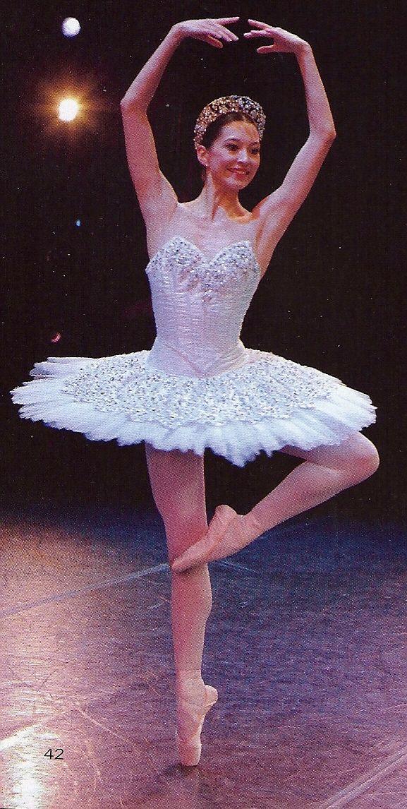 Hannah O'Neill. Ballet beautie, sur les pointes !