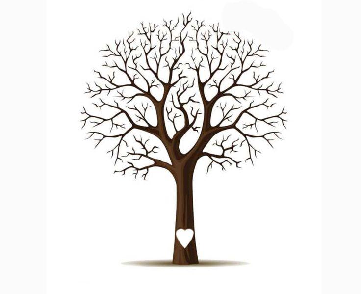 Autre Arbre A Empreintes Vierge Bapteme Tree Wedding