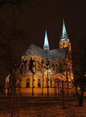 Catedral  /Łódź, Poland/