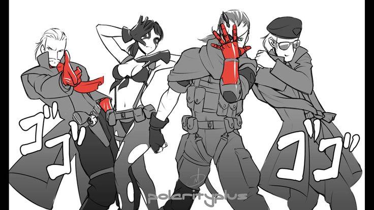 Super Best Friendcast: Metal Gear Endings #MetalGearSolid #mgs #MGSV #MetalGear #Konami #cosplay #PS4 #game #MGSVTPP
