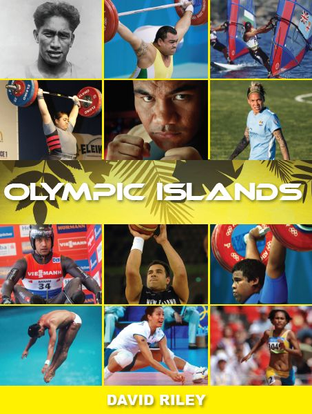 Olympic Islands is a book that celebrates the history and achievements of Pasifika Olympians. The book will be released in August 2016