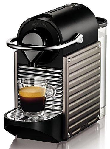 Oferta: 118.52€ Dto: -19%. Comprar Ofertas de Nespresso Pixie XN 3005, cafetera de cápsulas, 19 bares, Krups, apagado automático, ergonómica, inteligente, color titan barato. ¡Mira las ofertas!