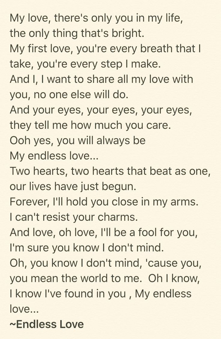 Best 20+ Endless love quotes ideas on Pinterest   Poetry ...