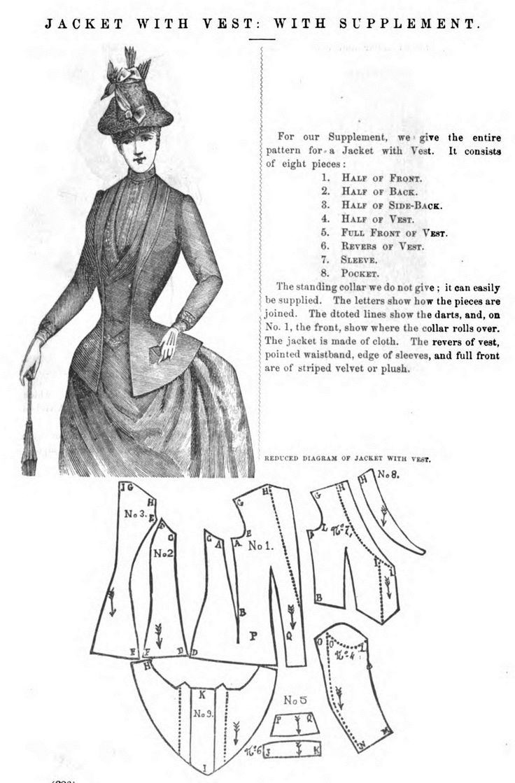 Peterson's Magazine 1889