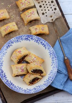 The Spunky Coconut: Christmas Cucidati (Italian fig cookies)