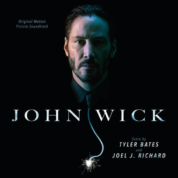John Wick MOVIE SOUNDTRACK Record Store Day 2016 RSD New