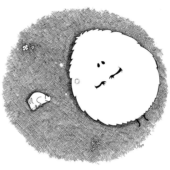 Illustration af Kira Bang-Olsson