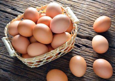 Zabudli ste kúpiť vajcia?