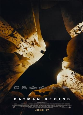 Batman Begins - Mini Print A