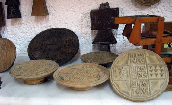 antiques on Paros
