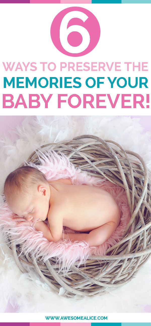 6 Ways to Preserve the Memories of Your Baby Forever. Document your baby's milestones. The best baby memory book, how to create a shadowbox. #memorybook #babies #memories #babymilestones #milestones Awesomealice