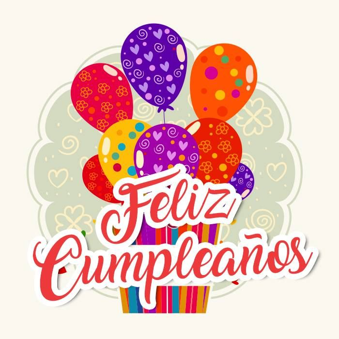 Nuevas Frases de Cumpleaños para descargar en Facebook