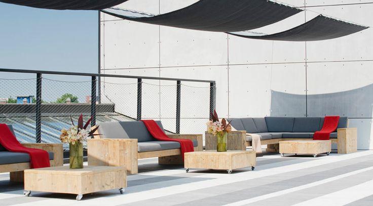 71 best stroom urban boutique hotel brasserie espresso bar bakery fresh market meeting - Dakterras restaurant ...