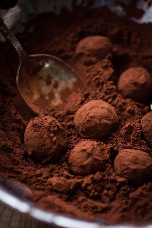 The Bojon Gourmet: Bergamot Truffles