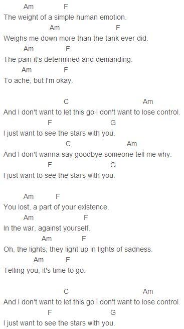 James Bay - Let It Go Chords Capo 1 | ukulele. | Pinterest | Bays ...