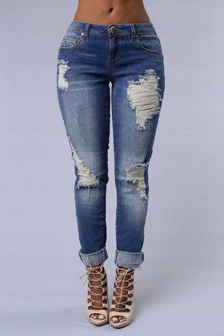 Classic High Waist Skinny Jeans - Dark | Fashion Nova