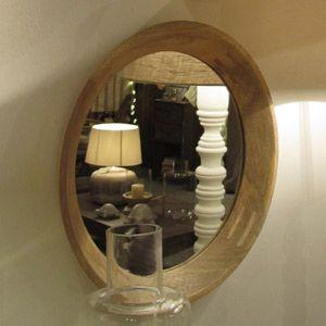 1000 id es sur le th me miroir ovale sur pinterest for Miroir jardin d ulysse