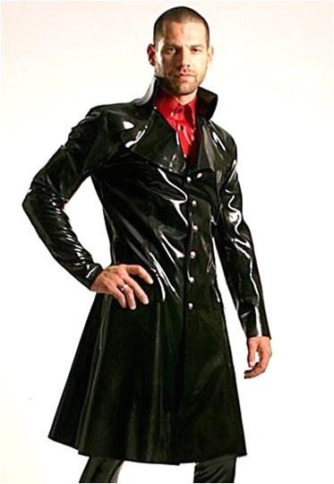 gagging mens fetish costume