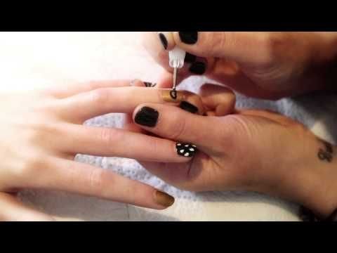 Nails to DIE for ! How to Video! Must check it out!  ;)  #Khumba #NailArt  #stylin