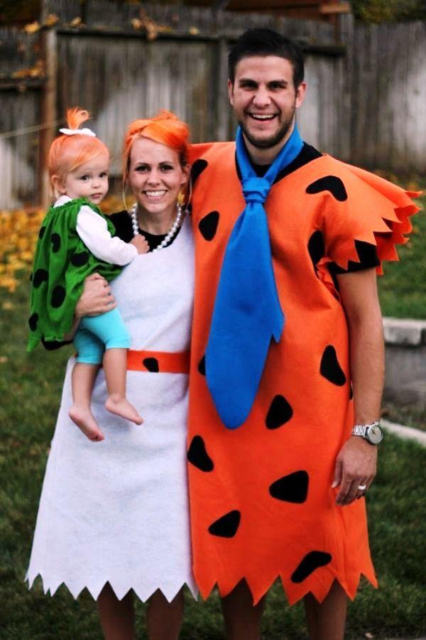Halloween Family Costumes Ideas