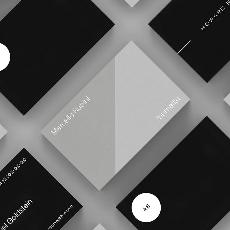 A selection of Minimal business card templates available to customise and order on our site.