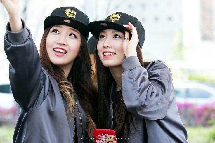 Halla and Yuna