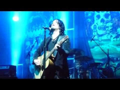 The Tea Party 2014-10-15 Water's On Fire at The Enmore Theatre, Sydney - YouTube