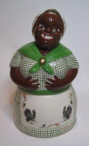 1000 Images About Black Mammy Amp Aunt Jemima Cookie Jars