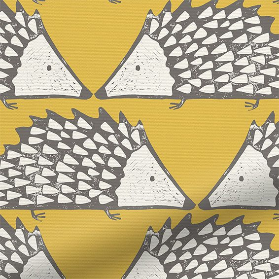 Loved by young and old alike, the Spike Honey roller blind is a sweet addition to rooms of all shapes and sizes, with the yellow colourway bringing the warmth of the sun into the space. br  br Marr...