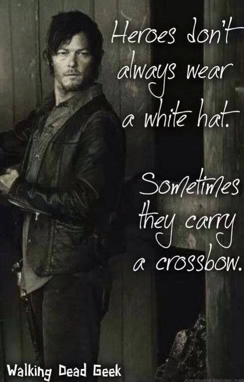 Can't explain it, but you just have to love Daryl
