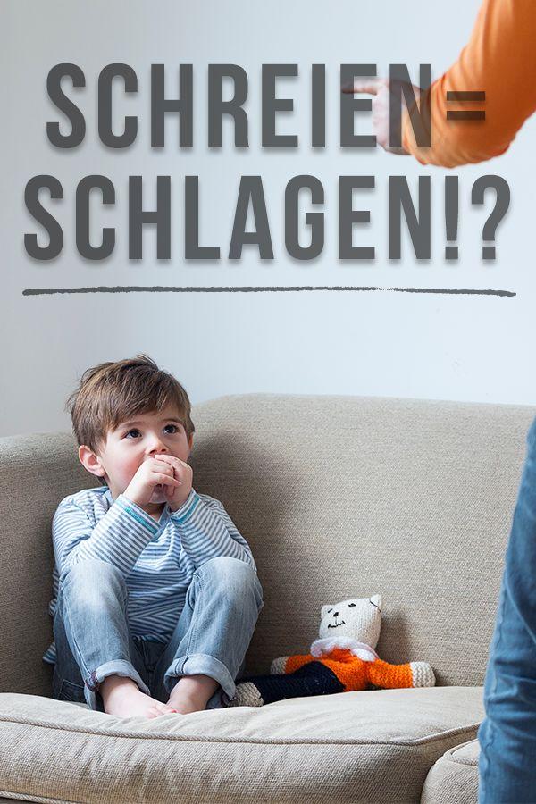 So schlimm ist es wirklich, wenn du dein Kind anschreist. #schreien #anschreien #Kinder #Eltern #Erziehung