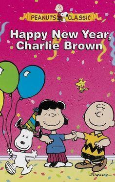 Happy New Year Charlie Brown Pink | MissNikkiAnn Pink ...