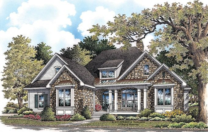 Eplans Craftsman House Plan 2046 Square Feet And 3