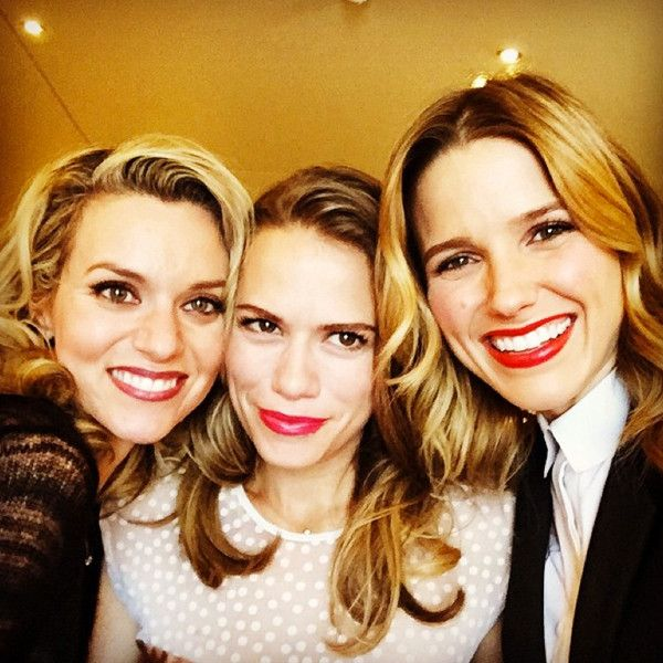 One Tree Hill Reunion! Sophia Bush, Bethany Joy Lenz, Hilarie Burton and More Co-Stars Come Together in Paris  One Tree Hill Reunion