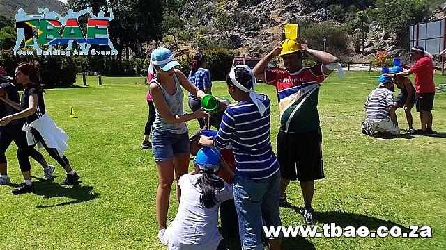 MMI Group Amazing Race Team Building Cape Town