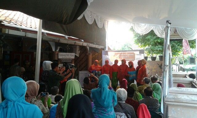 Ngebatik Sekampung 2 @Kampoeng Batik Palbatu Jakarta