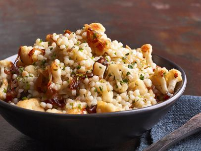 {cauliflower couscous | mediterranean diet}