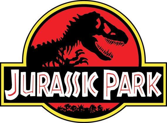 Jurassic Park film vinyle autocollant voiture autocollant Yeti