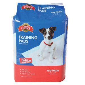 Grreat Choice® Puppy Training Pads | Potty Training | PetSmart #PuppyTraining