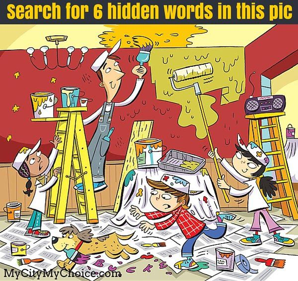 Search For  Hidden Words In This Pic Can You See  Hidden Words In The Pic Here Is Another Interesting Image Puzzle For You You Will Need To Find  Words