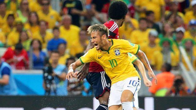 Brasil vs. Colombia: Hora, alineaciones y canal que transmitirá el partido por la Copa América 2015 #Peru21